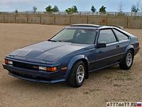 1984 Toyota Celica Supra MkII = 209 км/ч. 181 л.с. 8.8 сек.