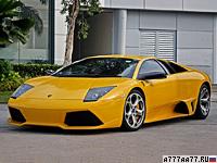 2006 Lamborghini Murcielago LP640-4 = 340 км/ч. 640 л.с. 3.4 сек.