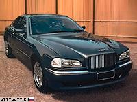 1996 Bentley Rapier = 255 км/ч. 395 л.с. 6.1 сек.