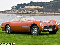 1954 Pontiac Bonneville Special = 193 км/ч. 233 л.с. 8 сек.