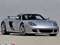 2003 Porsche Carrera GT = 334 км/ч. 611 л.с. 3.9 сек.