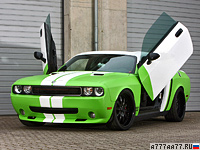 2012 Dodge Challenger SRT8 CCG Automotive Wrapped = 300 км/ч. 600 л.с. 4 сек.