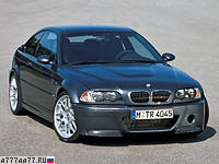 2003 BMW M3 CSL Coupe = 250 км/ч. 360 л.с. 4.9 сек.