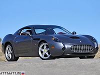 2006 Ferrari 575 GTZ Zagato = 330 км/ч. 540 л.с. 4 сек.