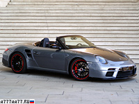 2010 9ff 911 Speed9 (Porsche 911 Carrera S Cabriolet) = 330 км/ч. 650 л.с. 3.3 сек.