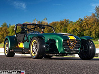 2013 Caterham Seven Superlight R600 = 241 км/ч. 279 л.с. 2.85 сек.