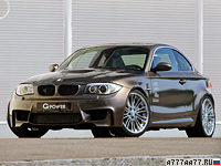 2012 BMW 1M G-Power G1 V8 Hurricane RS = 330 км/ч. 600 л.с. 4.4 сек.
