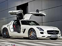 2012 Mercedes-Benz SLS AMG GT = 320 км/ч. 591 л.с. 3.7 сек.