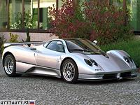 1999 Pagani Zonda C12 = 320 км/ч. 394 л.с. 5 сек.