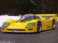 1991 Koenig C62 = 378 км/ч. 800 л.с. 3.4 сек.