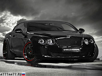2010 Bentley Continental Supersports Wheelsandmore Ultrasports 702 = 336 км/ч. 702 л.с. 3.8 сек.