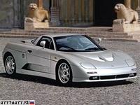 1993 De Tomaso Guara Coupe = 270 км/ч. 430 л.с. 5 сек.