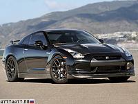 2011 Nissan GT-R AMS Alpha 12 = 370 км/ч. 1500 л.с. 2.4 сек.