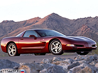 Corvette Coupe 50th Anniversary