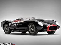 1958 Ferrari 250 Testa Rossa = 259 км/ч. 300 л.с. 6 сек.