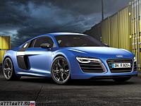 2013 Audi R8 V10 Plus = 320 км/ч. 550 л.с. 3.5 сек.