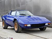 1973 Lancia Stratos HF = 230 км/ч. 190 л.с. 6 сек.