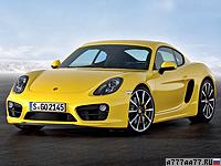 2013 Porsche Cayman S (981C) = 283 км/ч. 325 л.с. 5 сек.