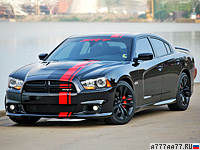 2011 Dodge Charger SRT8 = 282 км/ч. 465 л.с. 4 сек.