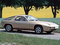 1977 Porsche 928 = 225 км/ч. 240 л.с. 7.2 сек.