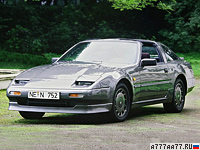 1983 Nissan Fairlady 300ZX Turbo (Z31) = 227 км/ч. 228 л.с. 6.8 сек.