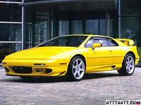 2002 Lotus Esprit V8 = 282 км/ч. 355 л.с. 4.9 сек.