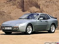 1988 Porsche 944 Turbo S Coupe = 258 км/ч. 250 л.с. 5.7 сек.