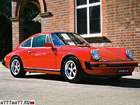 1976 Porsche 911 Carrera 3.0 Coupe (911) = 230 км/ч. 200 л.с. 6.5 сек.