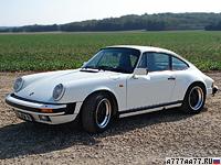 1984 Porsche 911 Carrera 3.2 Coupe (911) = 243 км/ч. 231 л.с. 5.4 сек.