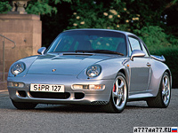 911 Turbo 3.6 Coupe (993)