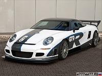 2009 9ff GT9-R Porsche = 414 км/ч. 1120 л.с. 2.9 сек.