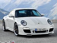 2009 Porsche 911 Sport Classic (997) = 301 км/ч. 408 л.с. 4.4 сек.
