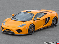 2013 McLaren MP4-12C FAB Design Chimera = 329 км/ч. 625 л.с. 3.1 сек.