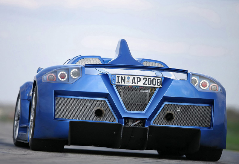 2005 Gumpert Apollo