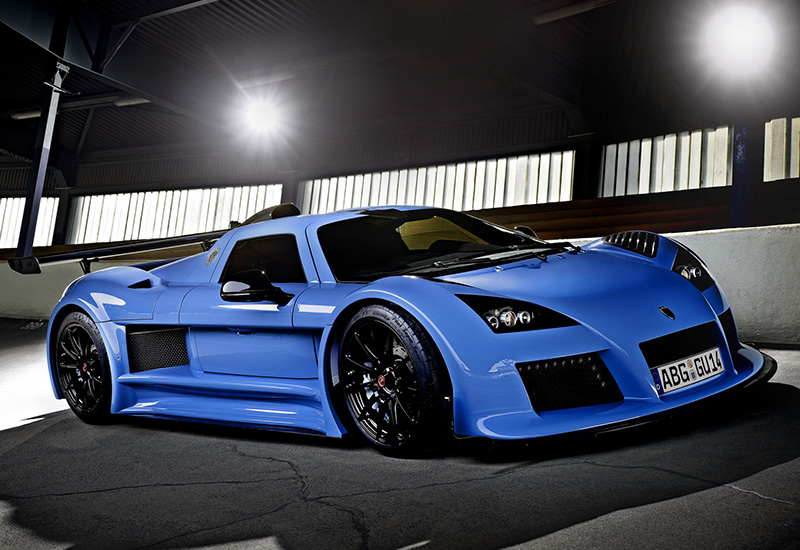 2011 Gumpert Apollo S