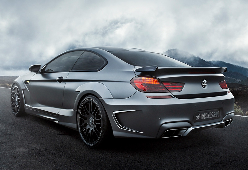 2013 BMW M6 Coupe Hamann Mirr6r Widebody