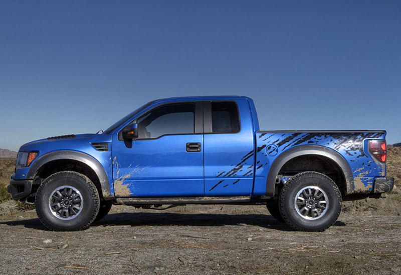 2011 Hennessey VelociRaptor 800 Twin-Turbo