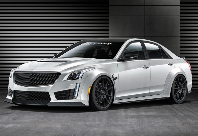2015 Cadillac CTS-V Hennessey HPE1000 Supercharged