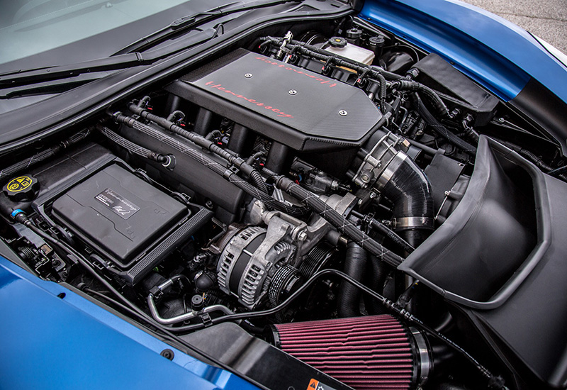 2016 Chevrolet Corvette Z06 Hennessey HPE1000 Supercharged ...