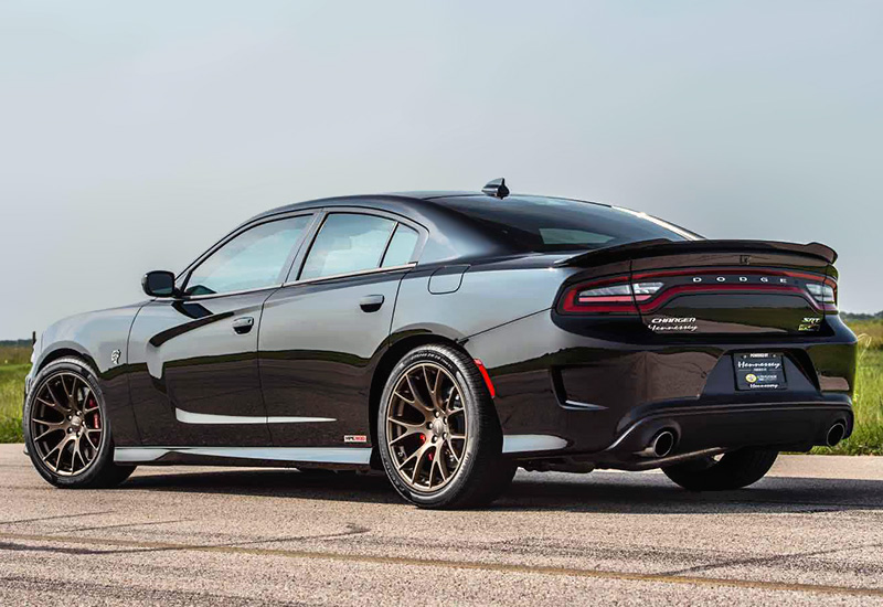2016 Dodge Charger Hellcat Hennessey HPE1000