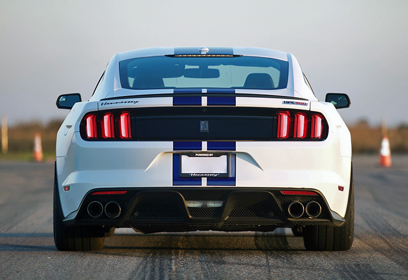 2016 Ford Mustang Hennessey GT350 HPE800 Supercharged