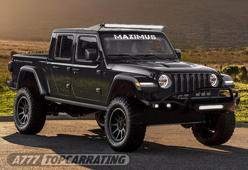 2020 Hennessey Maximus 1000 Jeep Gladiator (JT)