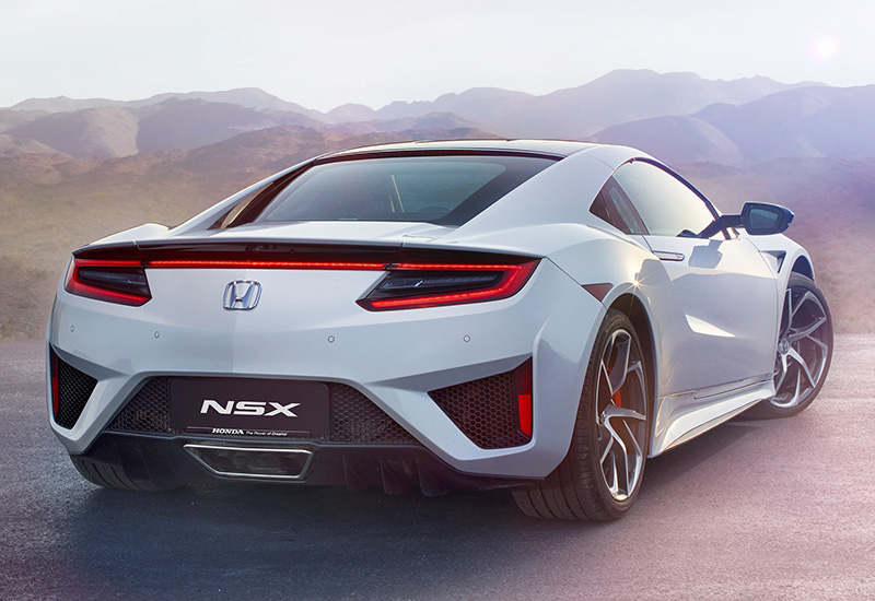 2017 honda nsx. Black Bedroom Furniture Sets. Home Design Ideas
