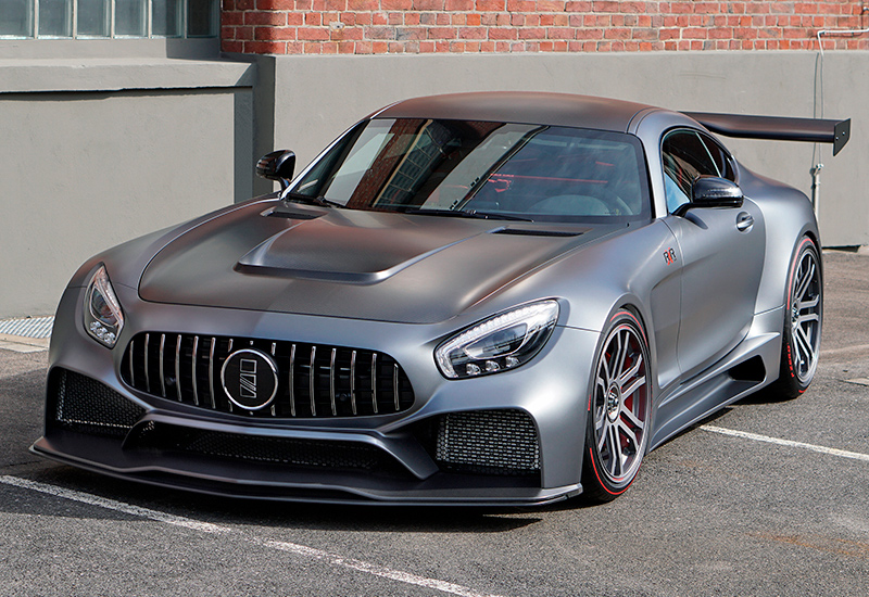 2018 Mercedes-AMG GT S IMSA RXR One Super GT