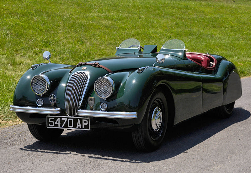 1948 Jaguar XK120 Alloy Roadster