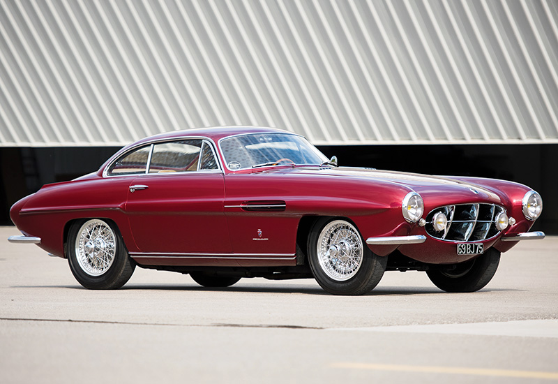 1953 Jaguar XK120 Ghia Supersonic Coupe