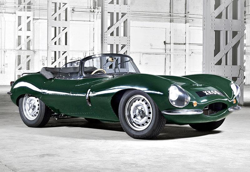 1957 Jaguar XK-SS - характеристики, фото, цена.
