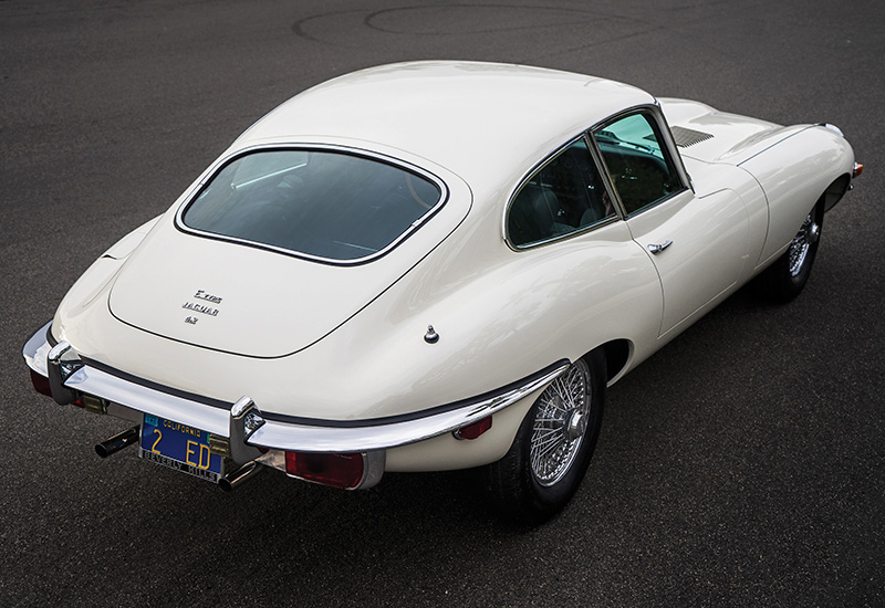 1968 Jaguar E-Type Fixed-Head Coupe (S2)