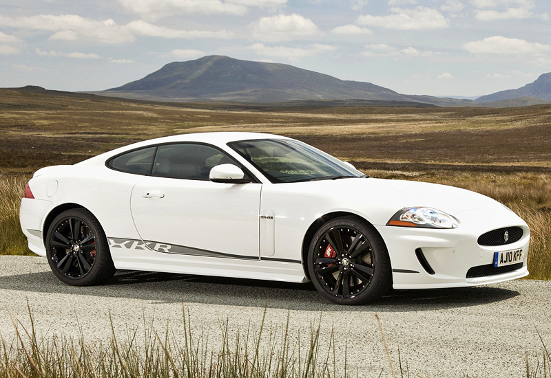 2010 Jaguar XKR Black/Speed Package