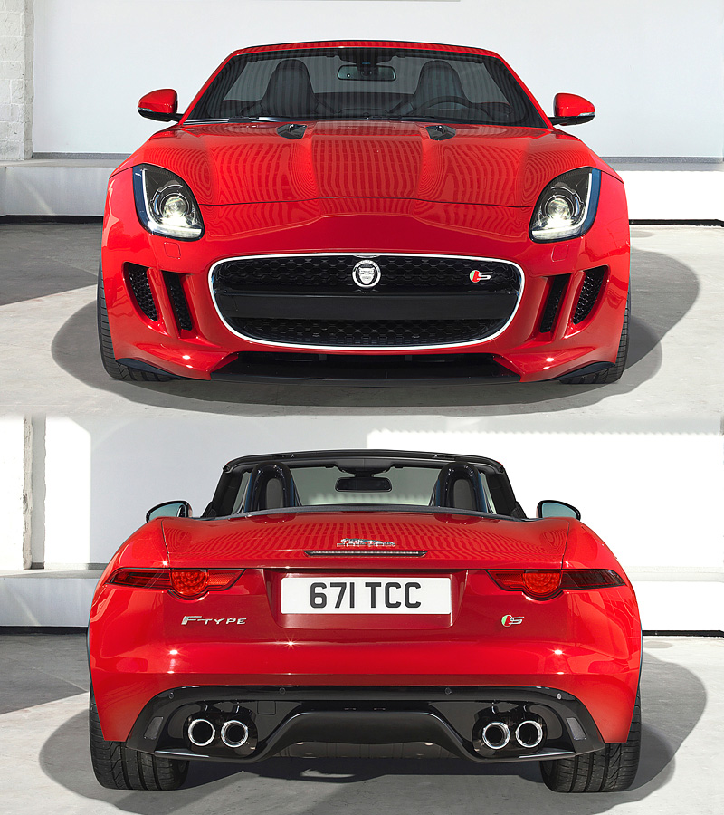 Jaguar F Type 400 Sport Coupe 2017 By Humster3d: характеристики, фото, цена